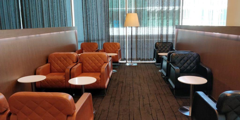 Qantas Business Lounge Canberra 3