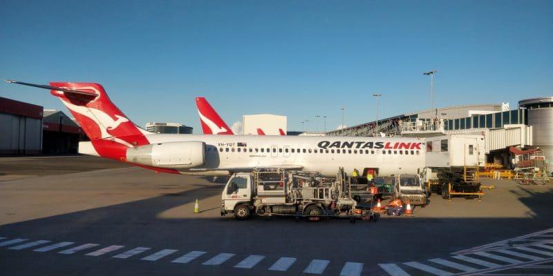 Qantas Link Boeing 717