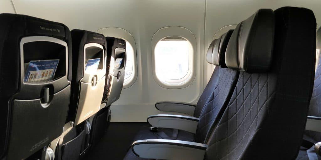 Qantas Link Economy Class Sitz 3