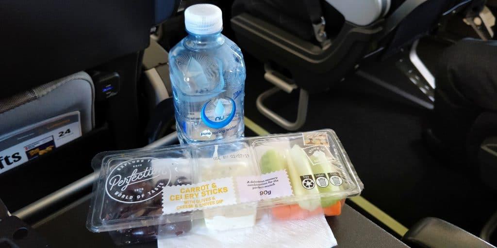 Qantas Link Economy Class Snack