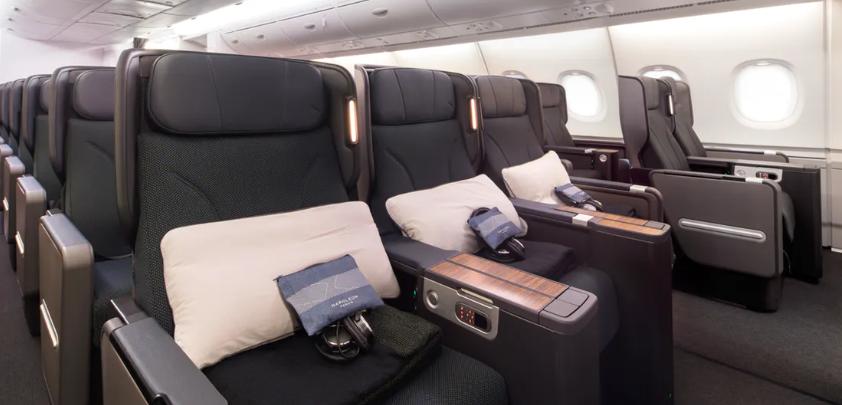 Qantas Premium Economy A380A380