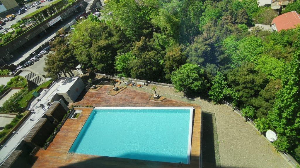Radisson Blu Iveria Hotel Outdoor Pool