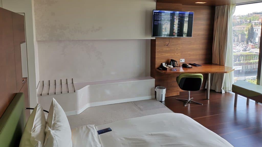 Radisson Blu Iveria Hotel Zimmer