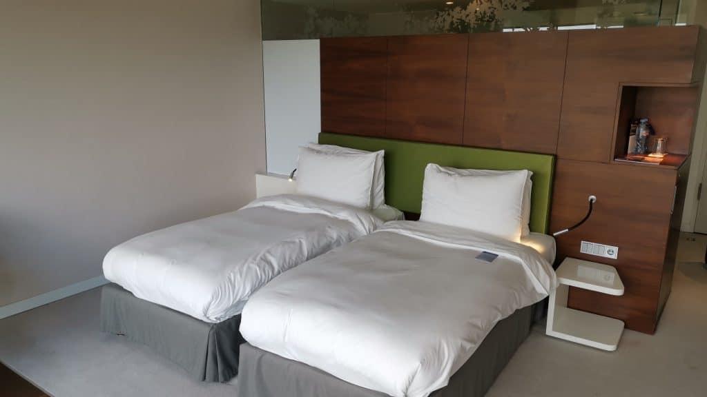 Radisson Blu Iveria Hotel Zimmer Twin Betten