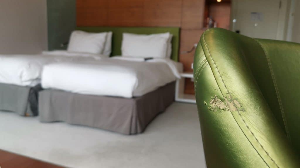 Radisson Blu Iveria Hotel Zustand (2)
