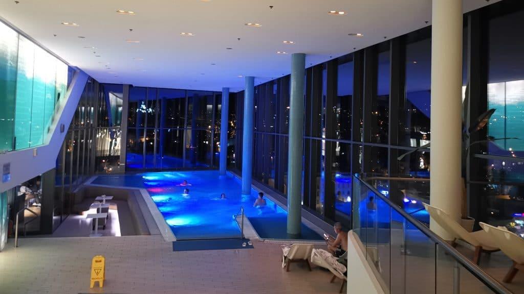 Radisson Blu Iveria Pool