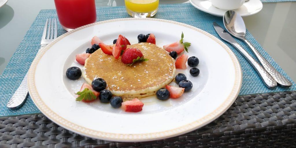 Raffles Dubai Frühstück 2