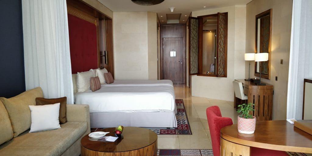 Raffles Dubai Zimmer