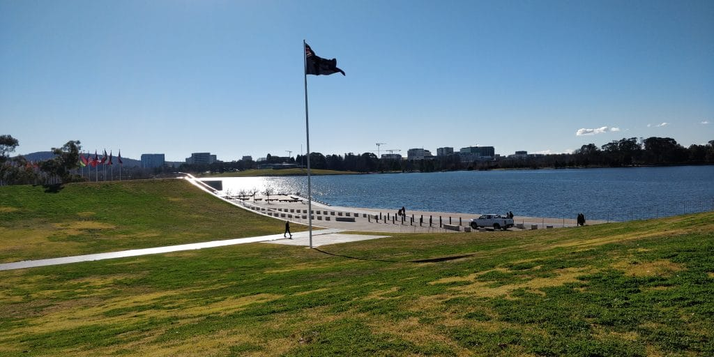 Reconciliation Place Canberra