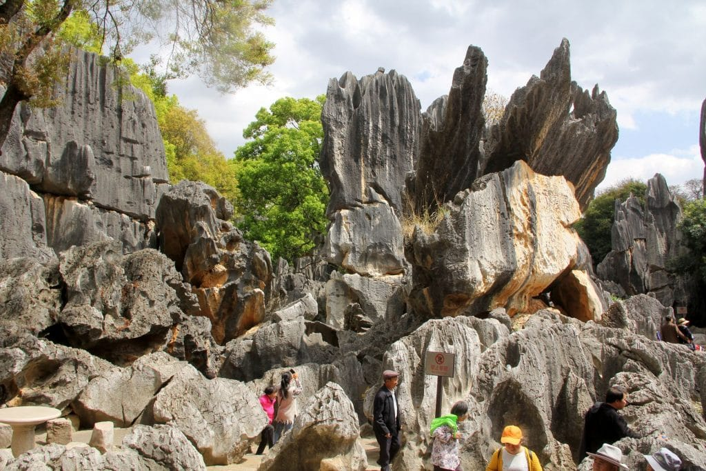 Shilin Stone Forest Kunming 10