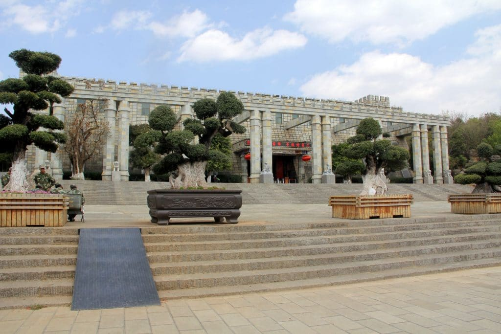 Shilin Stone Forest Kunming 12