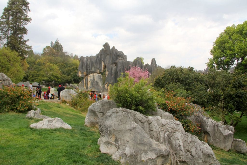 Shilin Stone Forest Kunming 21