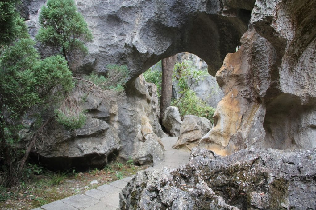 Shilin Stone Forest Kunming 34