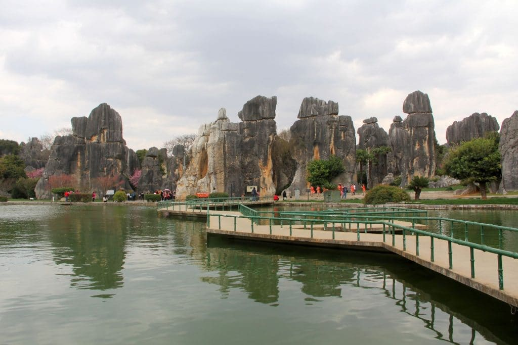 Shilin Stone Forest Kunming 37