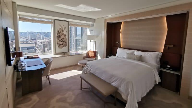 St Regis San Francisco Hotel Zimmer
