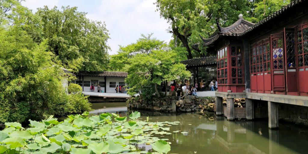 The Humble's Administrator's Garden Suzhou 8