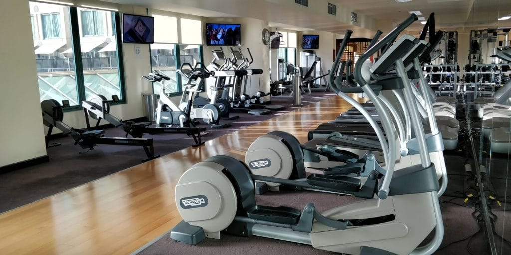 The Langham Melbourne Fitness 2