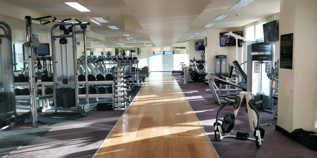 The Langham Melbourne Fitness 4