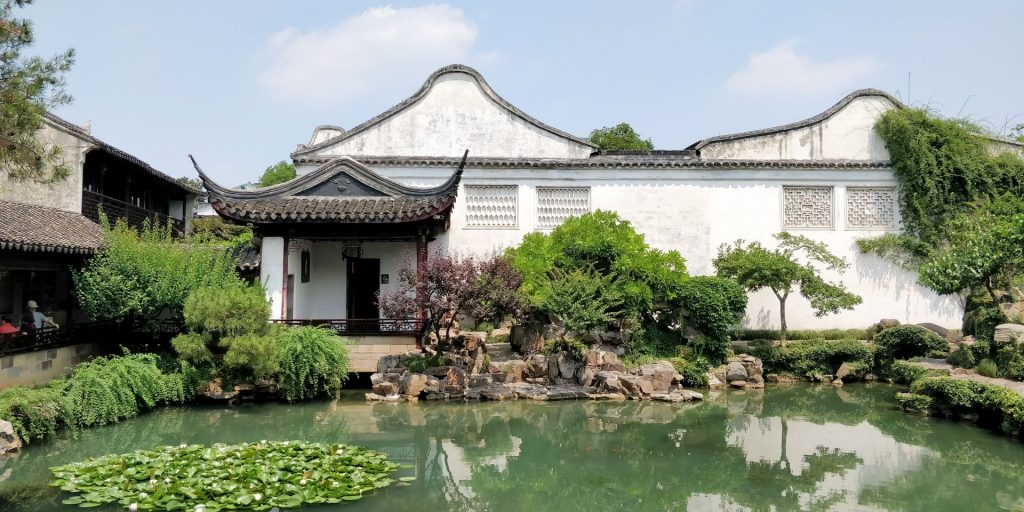The Master Of Nets Garden Suzhou 2