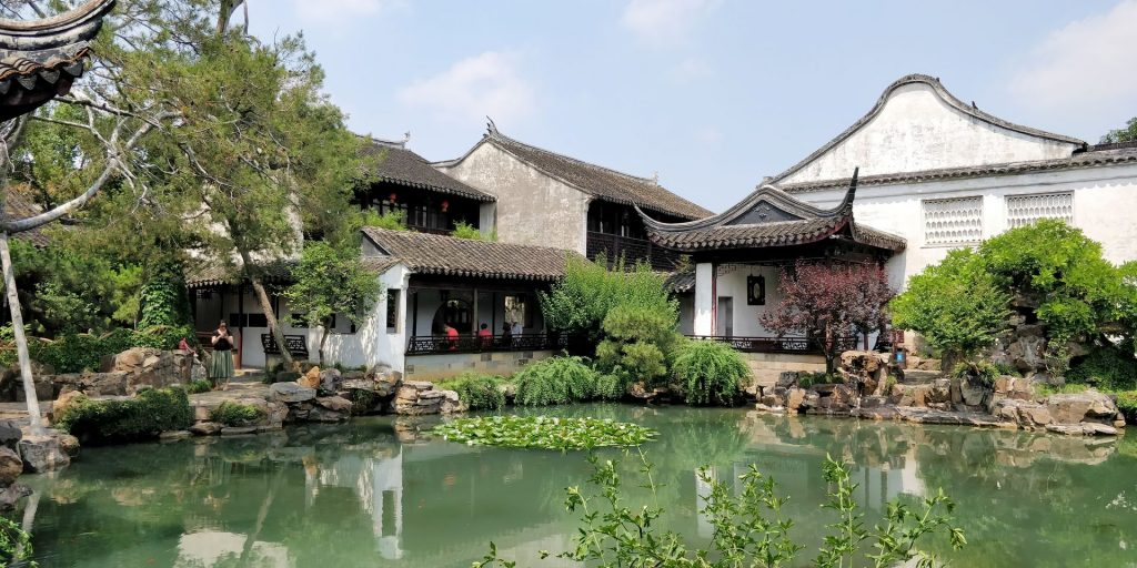 The Master Of Nets Garden Suzhou 4