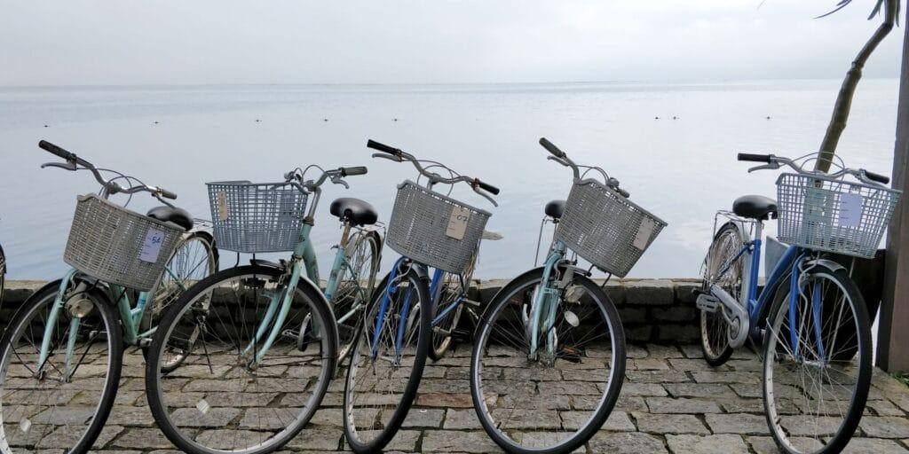 Vedana Lagoon Resort Fahrräder