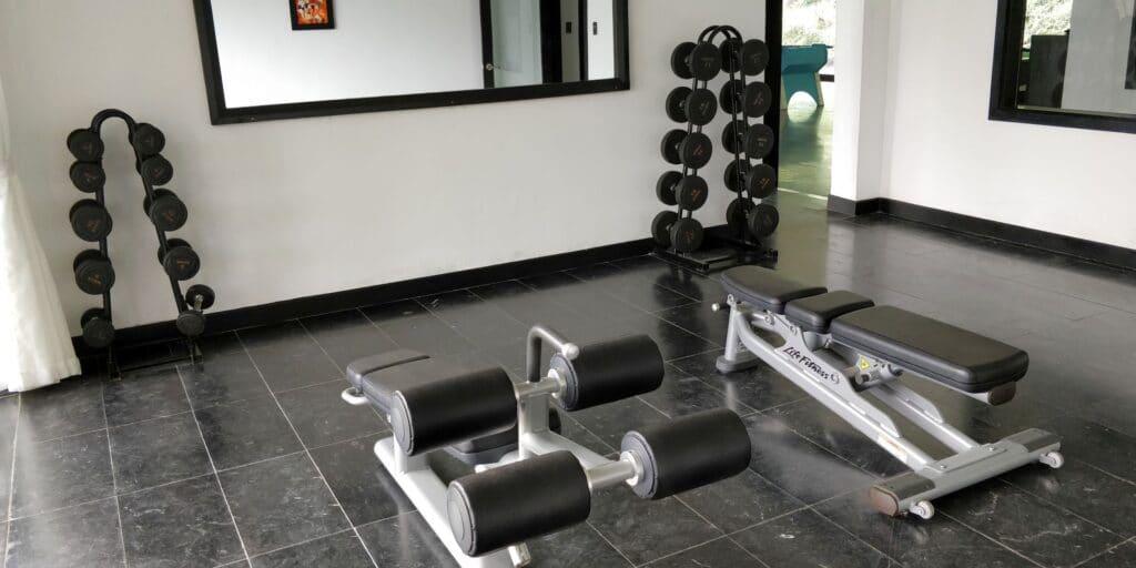 Vedana Lagoon Resort Fitness 3