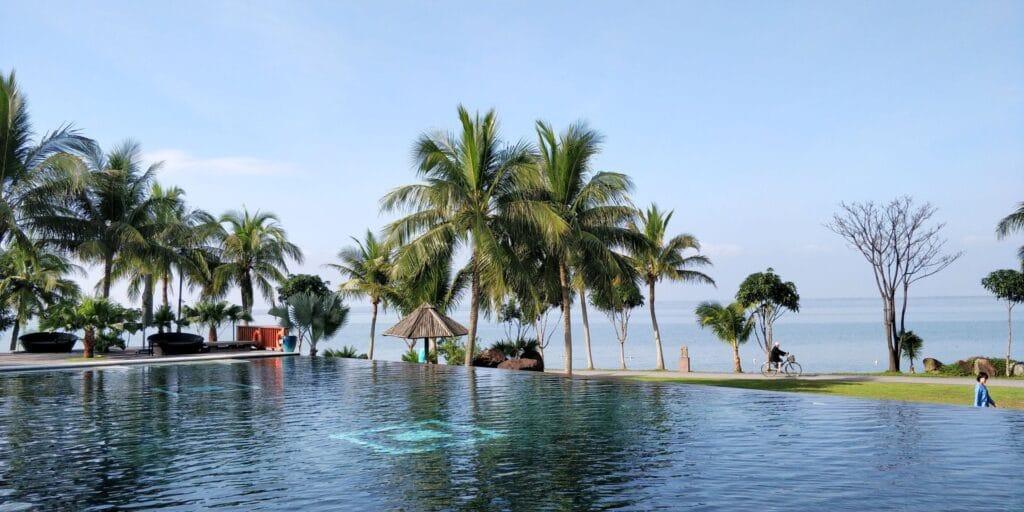 Vedana Lagoon Resort Pool 2