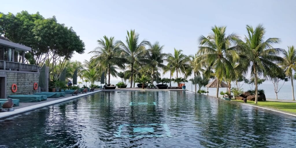 Vedana Lagoon Resort Pool 3
