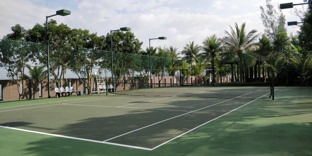 Vedana Lagoon Resort Tennisplatz