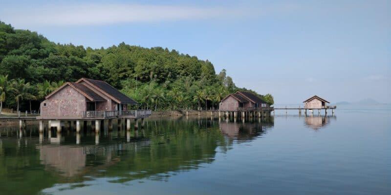 Vedana Lagoon Resort Villa Ausblick