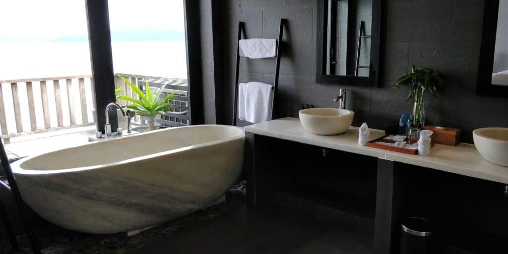 Vedana Lagoon Resort Villa Bad 2
