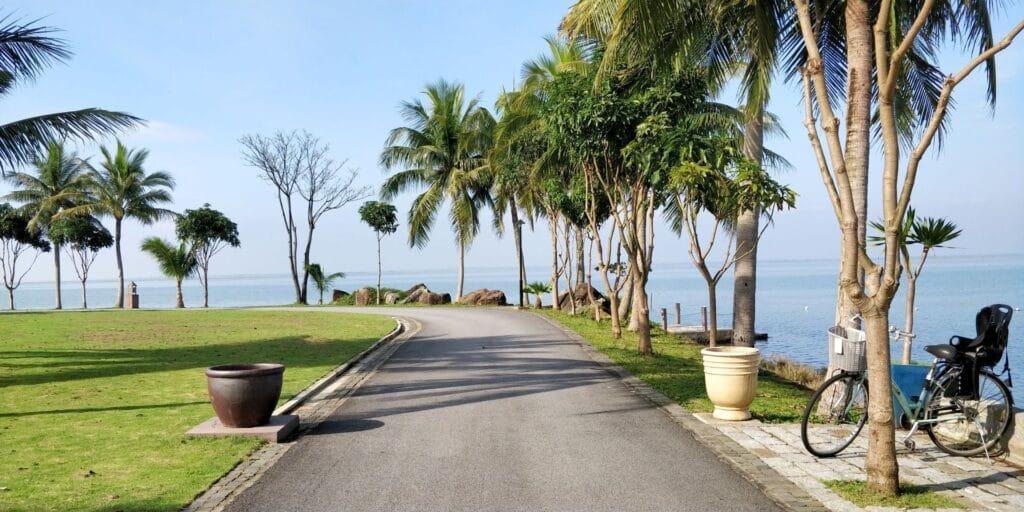 Vedana Lagoon Resort Weg