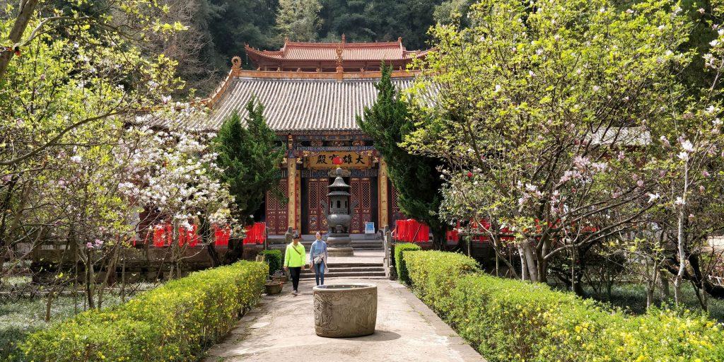 Western Hills Kunming 11