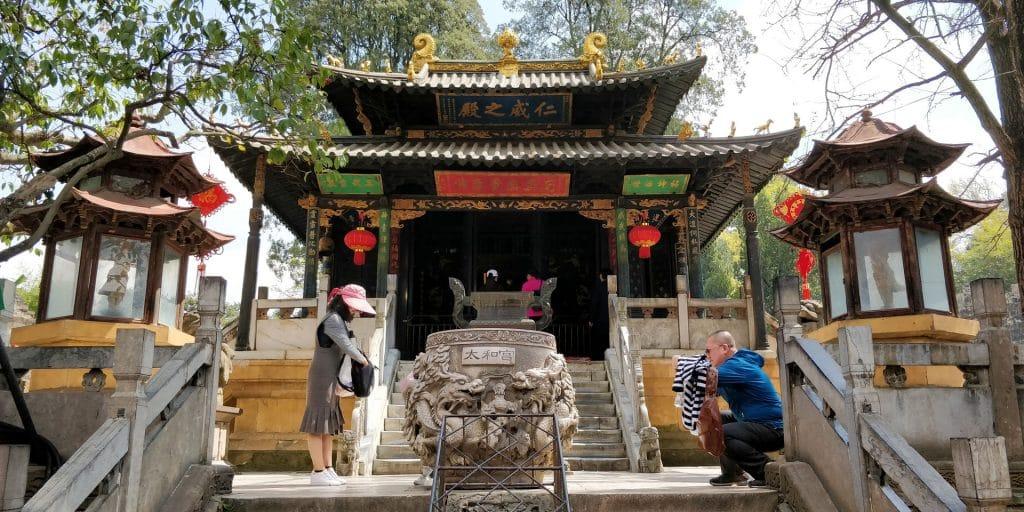 Western Hills Kunming 17