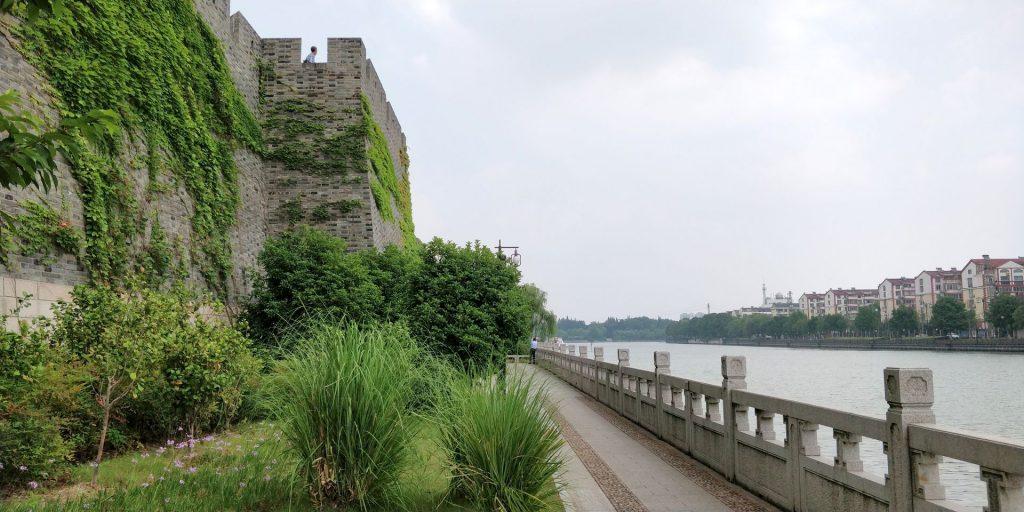 Xiangmen Ancienty City Wall Suzhou 3