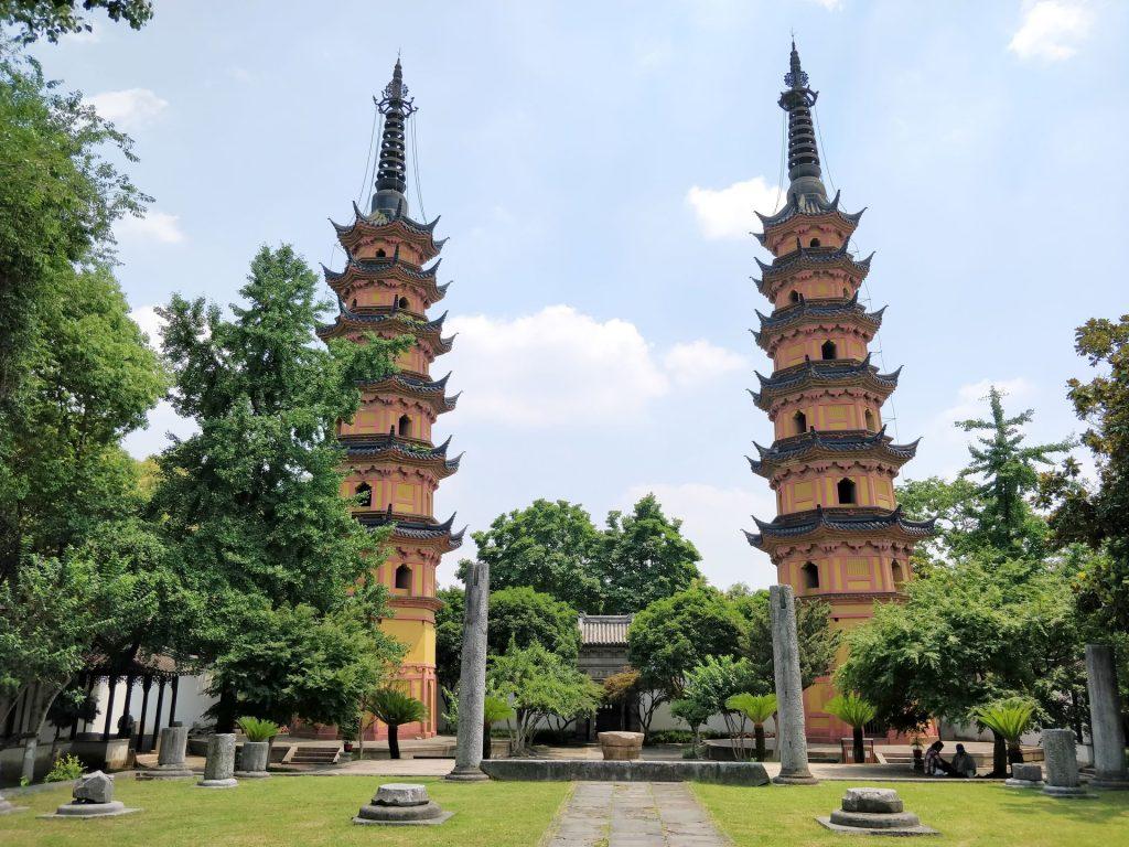 Yongzuo Pagoda Suzhou