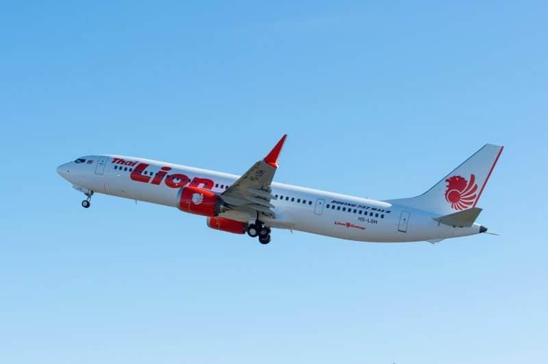 Lion Air Boeing 737 MAX 9