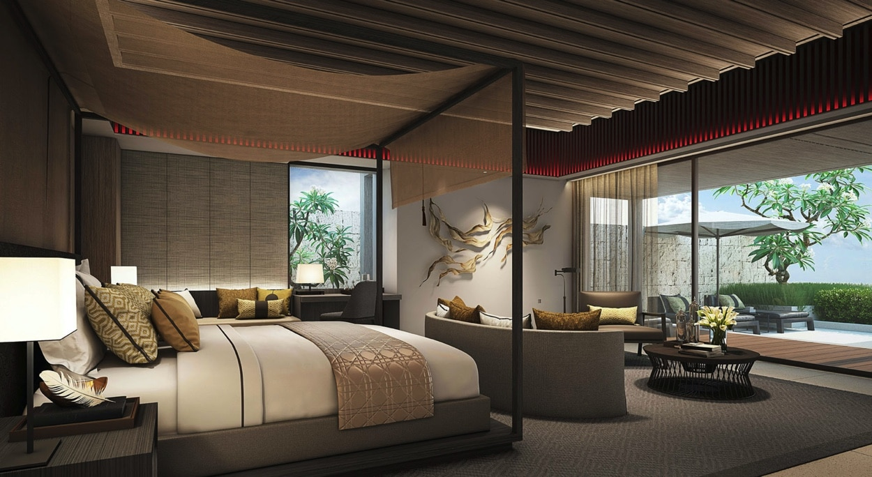 Villa im Waldorf Astoria Bali