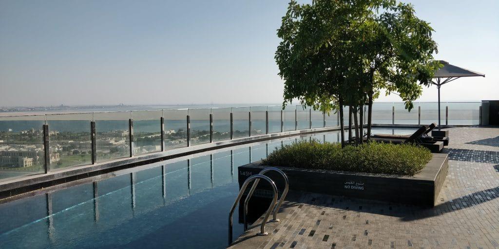 Andaz Capital Gate Abu Dhabi Pool