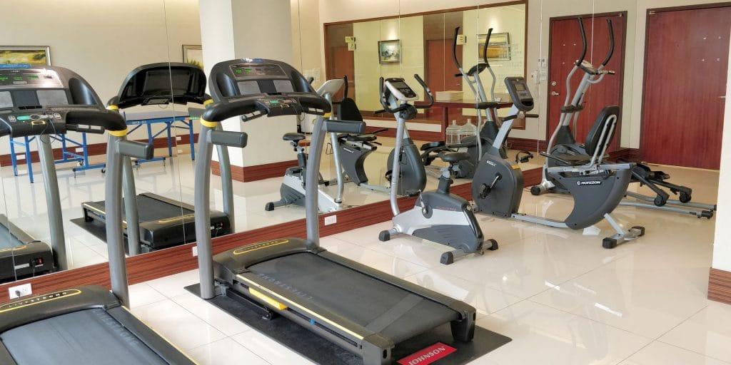 Arsma Hotel Hualien Fitness