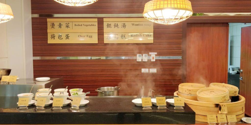Arsma Hotel Hualien Frühstück 7