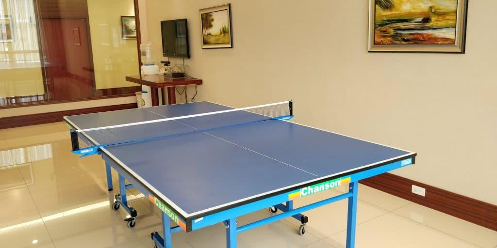 Arsma Hotel Hualien Tischtennis