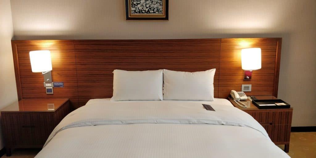 Arsma Hotel Hualien Zimmer 2