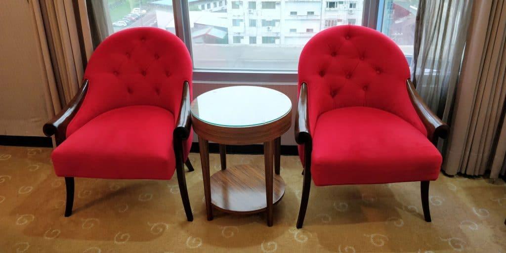 Arsma Hotel Hualien Zimmer 3