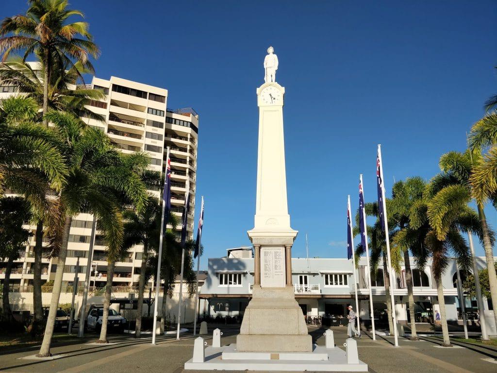 Cairns RAAF Memorial