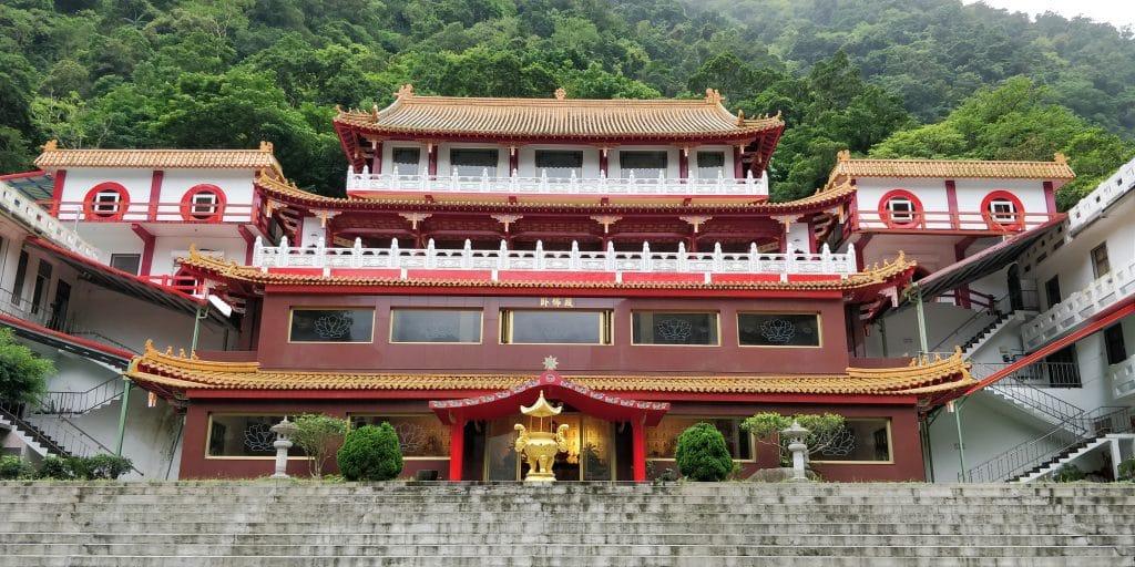 Changchun Schrein Taroko Schlucht Taiwan 3