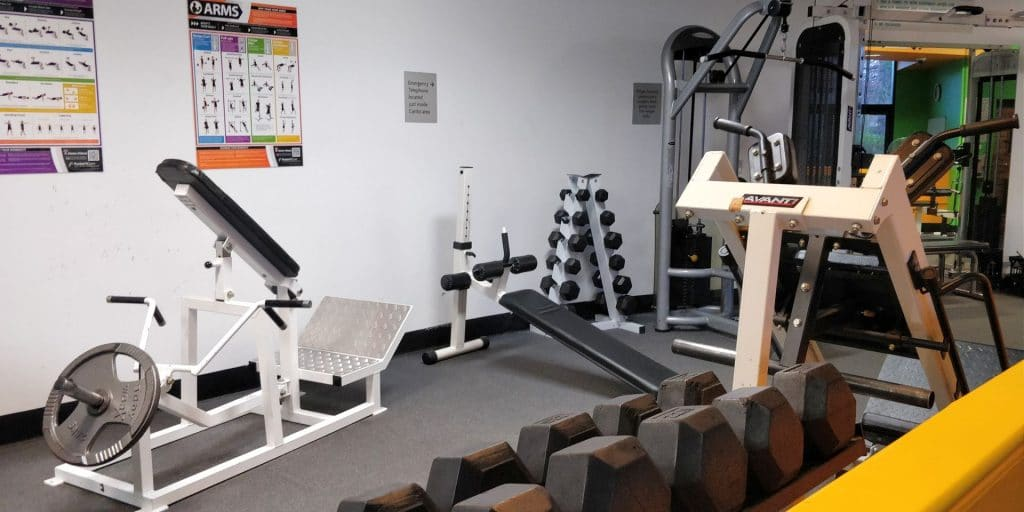 Crowne Plaza Canberra Fitness
