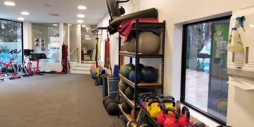 Crowne Plaza Canberra Fitness 3