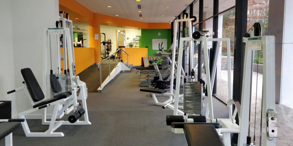 Crowne Plaza Canberra Fitness 4