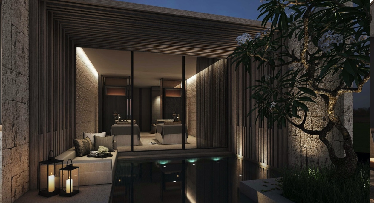 Villa Waldorf Astoria Bali